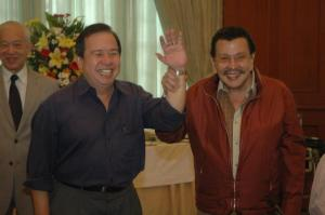richard gordon and joseph estrada