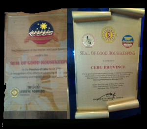 cebu - seal of good housekeeping