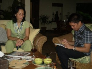 mark madrona - gina lopez
