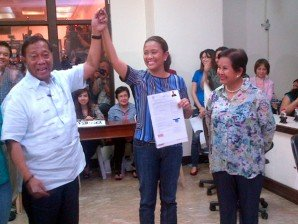 nancy binay jejomar binay