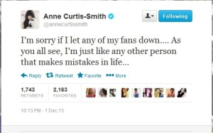 anne curtis scandal