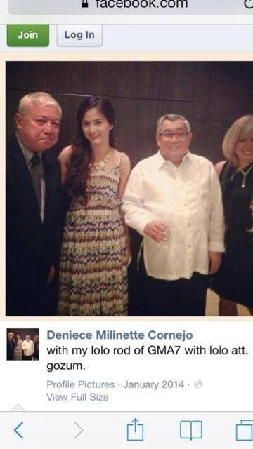 Deniece Milinette Cornejo and Cedric Lee (3/4)
